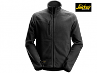 Snickers-8022-AllroundWork POLARTEC Fleece Jack_Black-0400