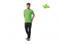 Lemon&Soda-LEM1264-T-shirt-V-Neck-cot-elast-SS-for-him
