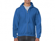 Gildan-18600-sweater-hooded-full-zip-heavyblend-for-him-royal-blue