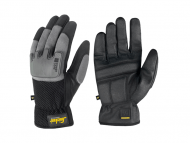 snickers-9585-Power-Core-Gloves_zwart_steengrijs_0448