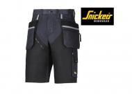 snickers-6104-Ruffwork-Denim-Werkshorts+met-Holsterzakken_denimblauw_zwart_6504