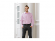 Russell R-958M-0 Heren Tailored Non Iron Shirt Lange Mouw
