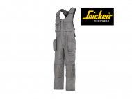Snickers 0214 Bodybroek Canvas +