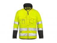Snickers 1633 High-Vis Jack Klasse 3