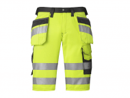Snickers Short High Visibility Klasse 1