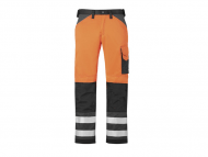Snickers 3333 Broek High Visibility Klasse 2
