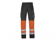 Snickers 3833 Broek High Visibility
