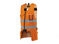 Snickers 4233 Craftsmen Toolvest High Visibility Klasse 2