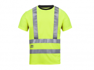 Snickers AVS T-shirt High Visibility-klasse 2-3