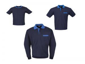 Combinatipoloshirt - TShirt en Polosweater
