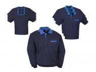 Indushirt 10 delig kleding pakket 5 -Tshirts, 3 Poloshirts en 2 Polosweaters 2
