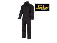Snickers-6057-Flame-Retardant-Las-Overall-_0400_zwart