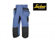 snickers-6103-LiteWork-37.5-Pirate-Werkbroek+_Met-Holsterzakken_Cloudblue_Zwart-5404