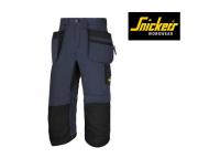 snickers-6103-LiteWork-37.5-Pirate-Werkbroek+_Met-Holsterzakken_Navy-donkerblauw_Zwart9504