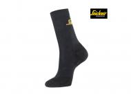 Snickers-9257-Flame-Retardant-Socks_0400_zwart