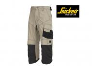 Snickers-3913-Rip-Stop-Pirate-Broek-Zonder-Holsterzakken_2004_khaki_zwart