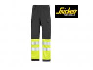 Snickers-6900-Service-Transport-Broek-klasse1_0466_zwart_high-vis-geel