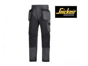 snickers-6203-Ruffwork-Werkbroek-met-Holsterzakken_staalgrijs_zwart_5804