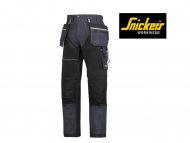 nickers-6204-Ruffwork-Denim-Werkbroek + met-Holsterzakken_denimblue_black_6504