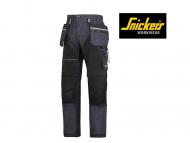 nickers-6204-Ruffwork-Denim-Werkbroek + met-Holsterzakken_denimblue_black_6504