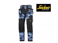snickers-6902-FlexiWork-Werkbroek + met-Holsterzakken_navy-camo_black_8604