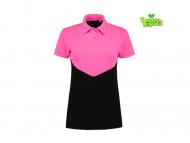 lemon-soda-LEM6200-Poloshirt-Contrast-Sport-SS- for- her_black_pink-neon