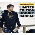 Gratis Hoodie Limited Edition bij aankop van een Snckers 1128 Winterjack