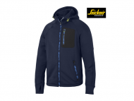 snickers-8000_flexiwork-stretch-fleece-hoodie_donkerblauw-navy-9595