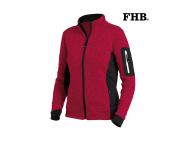 fhb-79596-fleece-jack-Marieke_rood_zwart_3320
