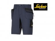 snickers-6101-Litework-37.5-Korte-Broek+met-Holsterzakken_navy-donkerblauw_zwart_9504