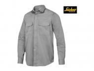 snickers-8510-Service-Shirt-Met-Lange-Mouwen_grijs_1800