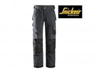 snickers-3313-Rip-Stop-Broek-5804_staalgrijs-zwart