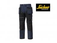 snickers-6215-Ruffwork-Katoen-Werkbroek+Met Holsterzakken_marine-donkerblauw_zwart_9504