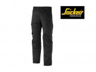 snickers-6801-Service-Broek_Met Kniestukzakken_zwart_0404