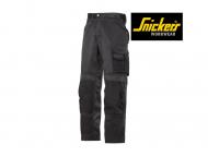 snickers-3312-DuraTwill-Broek_zwart_0404