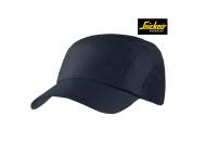 snickers-9013-LiteWork-Cap_zwart_0400