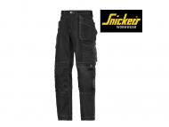 snickers-3215-Comfort-Cotton-Broek_0404_zwart