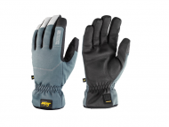 snickers-9578-Weather-Essential-Gloves_zwart_steengrijs_0448