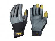 snickers-Precision-Protect-Gloves_9574_steengrijs_zwart_4804