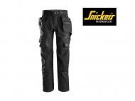 snickers-6923-FlexiWork-Vloerleggers-Broek+_Met-Holsterzakken_zwart_0404