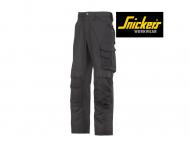 snickers-3314-Canvas-Broek_zwart_0404