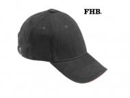 fhb-91190-Canvas-Cap-UDO_zwart_20