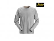Snickers-2410-AllroundWork-T-shirt-met-Lange-Mouwen_gemeleerd_grijs_2800