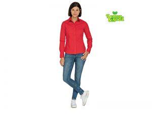 lemon-soda-LEM3985-shirt-poplin-lange-mouwen-for-her__rood_front
