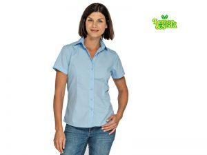 lemon-soda-LEM3933-shirt-poplin-mix-korte-mouwen-for-her