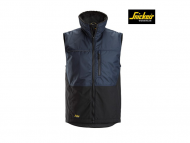 Snickers-4548-AllroundWork-Winter-Bodywarmer_navy_zwart_9504