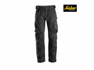 Snickers-6351-AllroundWork-Stretch-Loose-fit-Werkbroek_zwart_zwart_0404
