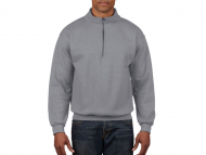 Gildan-18800-sweater-1-4-zip-heavyblend-sports-grey