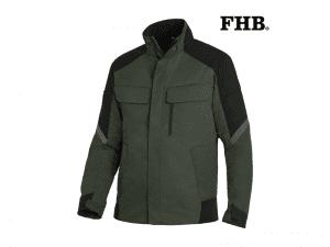 fhb-125900-werkjack-heren-Frank_olijf_zwart_1520