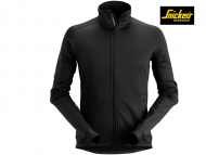 Snickers-8003-Polartec-Power Stretch 2_0 Stretch Full Zip Fleece Jack_Black-0400